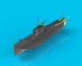 Советский торпедный катер класса G-5, 3 шт (смола)