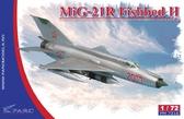 Разведывательный самолет МиГ-21 Р Fishbed H