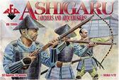 Ashigaru (Archers and Arquebusiers)