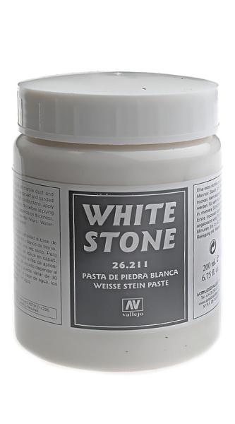 Имитация рельефа, белый камень - 200 мл Vallejo 26211