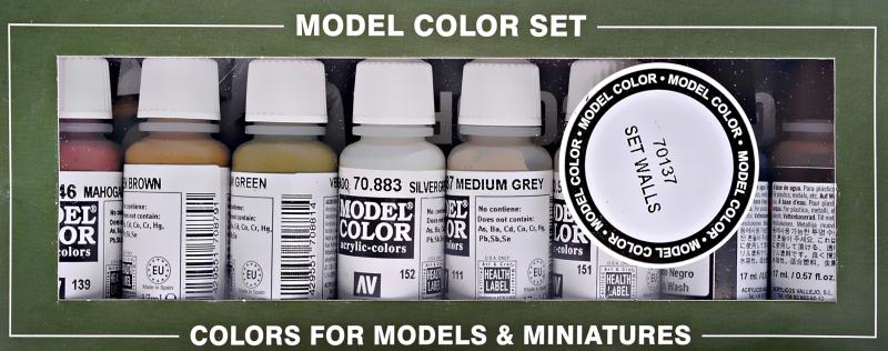 Набор красок
