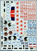 Su-33 decal