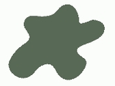 C129 Dark Green (Nakajima) ПолуМатовый
