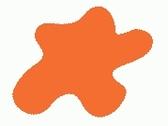 H092 Clear Orange Глянец