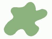 H050 Lime Green Глянец Gunze Sangyo 050
