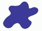 H035 Cobalt Blue Глянец