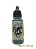 Краска акриловая Model Air камуфляжный черно-зеленый