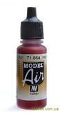 Краска акриловая Model Air огненно-красный