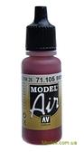 Краска акриловая Model Air коричневый RLM 26