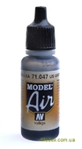 Краска акриловая Model Air американский серый