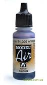 Краска акриловая Model Air средне-синий