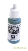Краска акриловая Model Color 157 сине-серый темный