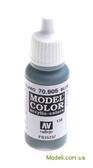 Краска акриловая Model Color 156 сине-серый бледный