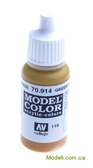 Краска акриловая Model Color 119 охра зеленая