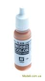 Краска акриловая Model Color 129 коричневый светлый