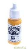 Краска акриловая Model Color 009 желтый песок