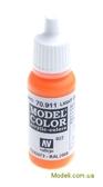 Краска акриловая Model Color 022 светло-оранжевый
