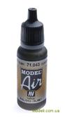 Краска акриловая Model Air цвет оливковой глины