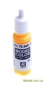 Краска акриловая Model Color 010 светло-желтый