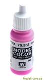 Краска акриловая Model Color 040 розовый