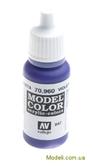 Краска акриловая Model Color 047 фиолетовый
