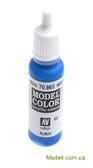 Краска акриловая Model Color 057 средний синий