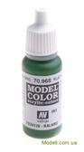 Краска акриловая Model Color 083 зеленый, темный