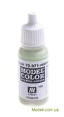 Краска акриловая Model Color 106 cеро-зеленый пастельный