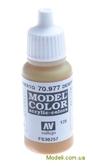 Краска акриловая Model Color 125 желтая пустыня