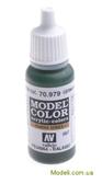 Краска акриловая Model Color 097 немецкий защитный, зеленый темный