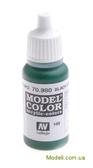 Краска акриловая Model Color 100 черно-зеленый