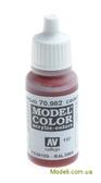 Краска акриловая Model Color 137 кавалерийский коричневый