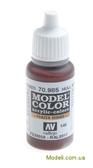 Краска акриловая Model Color 146 красно-коричневый