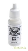 Краска акриловая Model Color 151 светло-серый