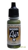 Краска акриловая Model Air американский светло-зеленый (FS34151)