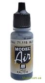 Краска акриловая Model Air серо-голубой RAL 7016