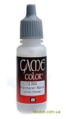 Краска акриловая Game Color белый грунт