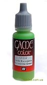 Краска акриловая Game Color Scorpy green