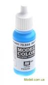 Краска акриловая Model Color 066 небесно-голубой