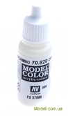 Краска акриловая Model Color 004 белила