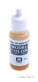 Краска акриловая Model Color 183 дерево натуральное