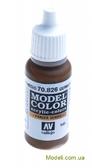 Краска акриловая Model Color 145 немецкий защитный, коричневый средний