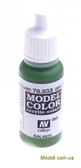 Краска акриловая Model Color 080 немецкий зеленый яркий