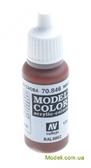 Краска акриловая Model Color 139 махагон коричневый