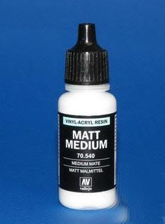 Матовый ретардер-разбавитель 189: Model color Vallejo 70540