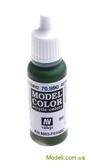 Краска акриловая Model Color 090 защитный темно-зеленый