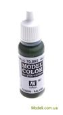 Краска акриловая Model Color 087 оливково-желтый