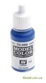 Краска акриловая Model Color 050 прусский  темно-синий