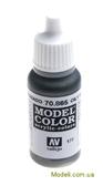 Краска акриловая Model Color 177 замасленная сталь