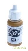 Краска акриловая Model Color 113 серый хаки